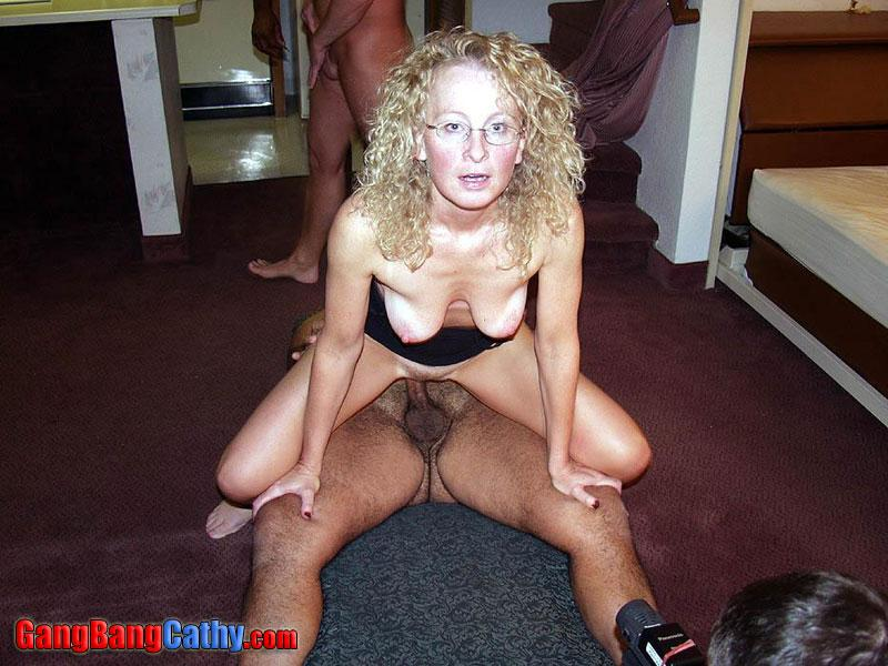 Much regret, Gangbang cathy com sorry, can