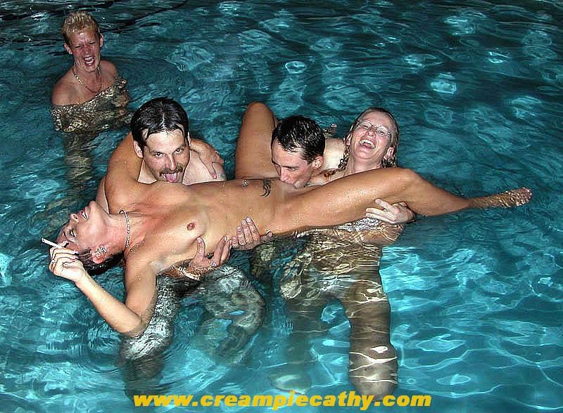 hotel pool sex