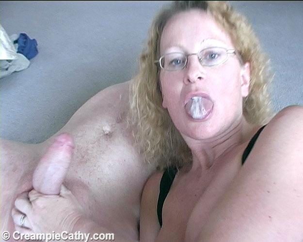 Momma taking big cock